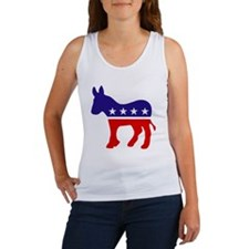 Democrat Party Donk... Women's Tank Top