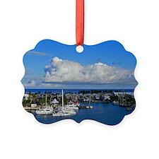 Royal Naval Dockyard Picture Ornament