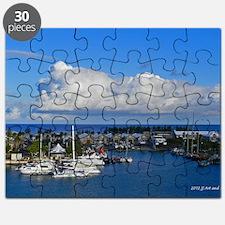 Royal Naval Dockyard Puzzle