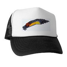 Lava tube formation Trucker Hat