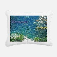 Bermuda Rectangular Canvas Pillow