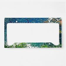 Bermuda License Plate Holder