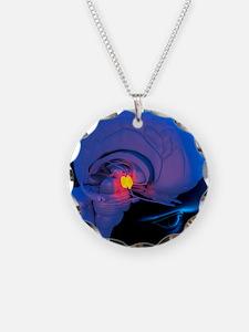 Hypothalamus in the brain, a Necklace