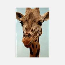 Giraffee Rectangle Magnet