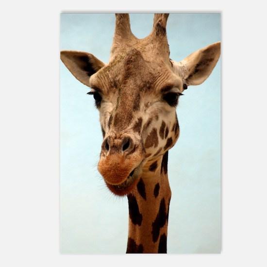 Giraffee Postcards (Package of 8)
