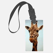 Giraffee Luggage Tag