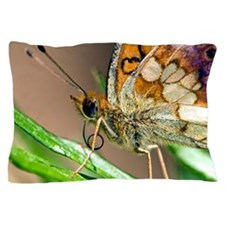 Marbles Fritillary Butterfly Pillow Case