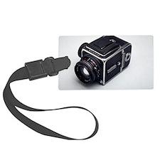Medium format film camera Luggage Tag