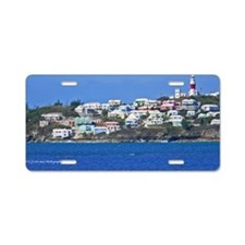St Davids Lighthouse Aluminum License Plate