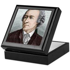 Leonhard Euler, Swiss mathematician Keepsake Box