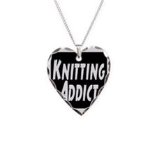 Knitting addict Necklace