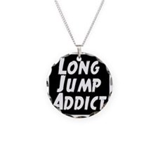 Long Jump Addict Necklace