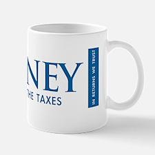 RMONEY - Show us the Taxes! Mug