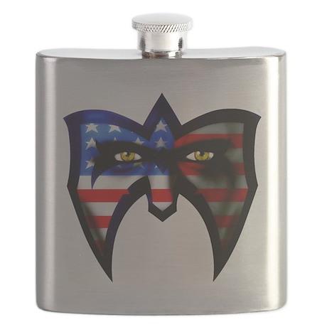 Warrior America Flask