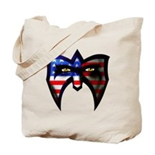 Warrior America Tote Bag