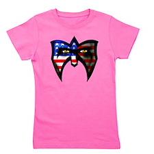 Warrior America Girl's Tee