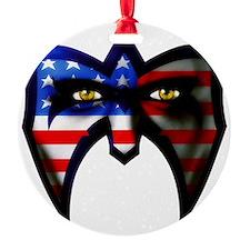 Warrior America Ornament