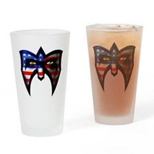 Warrior America Drinking Glass