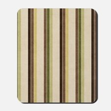 Natures Stripes Mousepad