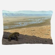 Lystrosaurus, artwork Pillow Case