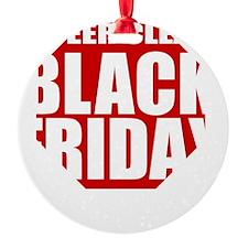 Black-Friday Ornament