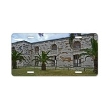 Royal Naval Dockyard Aluminum License Plate