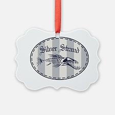 Silver Strand Bonefish Ornament