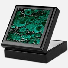 Malachite Keepsake Box