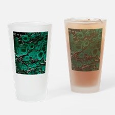 Malachite Drinking Glass