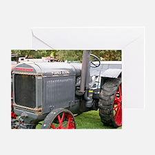 McCormick-Deering Tractor Greeting Card