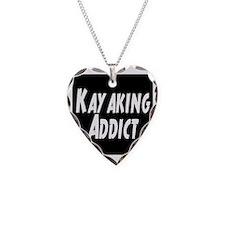 Kayaking Addict Necklace