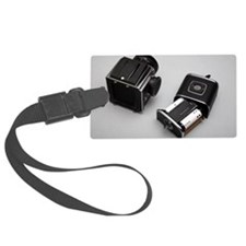 Medium format film camera Luggage Tag