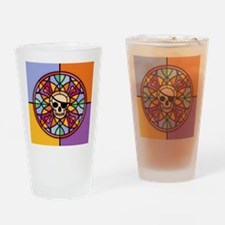 stained-pir-CRD Drinking Glass