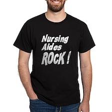 Nursing Aides Rock ! T-Shirt