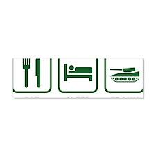 EatSleepFrank1D Car Magnet 10 x 3