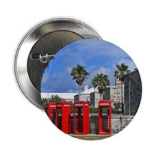 """Royal Naval Phone Booths 2.25"""" Button"""
