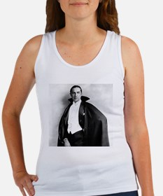 Bela Lugosi tile Women's Tank Top