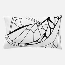 Paper Bird Pillow Case