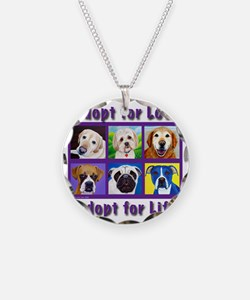Adopt for Love, Adopt for Li Necklace