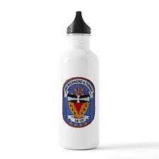 uss richmond k. turner Water Bottle