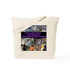 2013 Calendar Cover Tote Bag