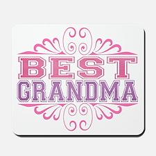 Best Grandma Mousepad