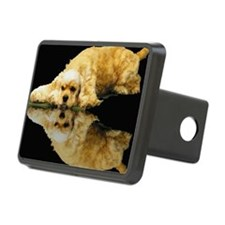 Cocker Reflection Hitch Cover