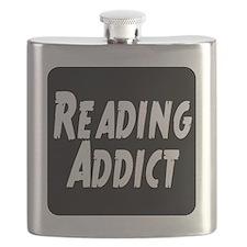 Reading addict Flask