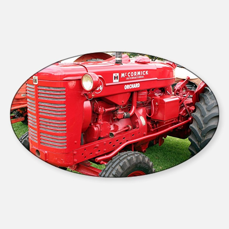 McCormick International Orchard Tra Decal
