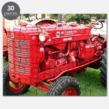 McCormick International Orchard Tractor Puzzle