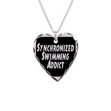 Synchronized Swimming Addict Necklace