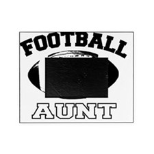 Football Aunt Picture Frame