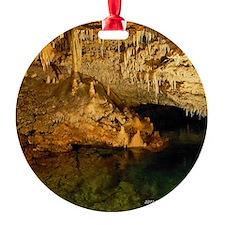 Crystal Caves Dragon Ornament