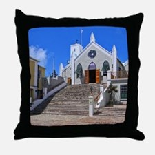 St George Cathedral Throw Pillow